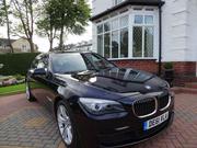 2011 bmw BMW 730 3.0TD auto  d M Sport 4 DOOR