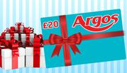 Win Argos Gift Vouchers And Free Shopping Cards