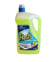 Flash Liquid All Purpose Floor Cleaner Lemon