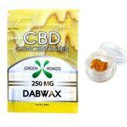 Buy CBD Wax Online - 1 Gram Contains 250MG